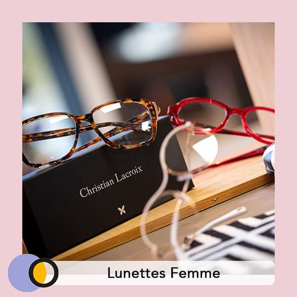 Lunettes pour Femme chez Optic 2000 à Châteaubriant